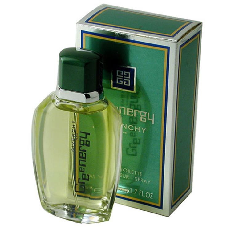 Greenengy, парфюмерия для мужчин от Givenchy