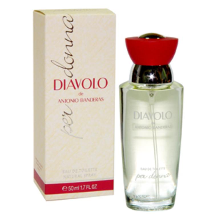 Diavolo, парфюмерия для женщин от Antonio Banderas
