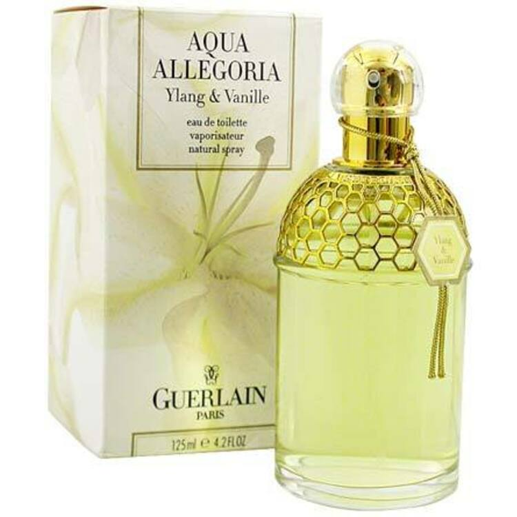 Aqua Allegoria Ylang & Vanille, парфюмерия для женщин от Guerlain