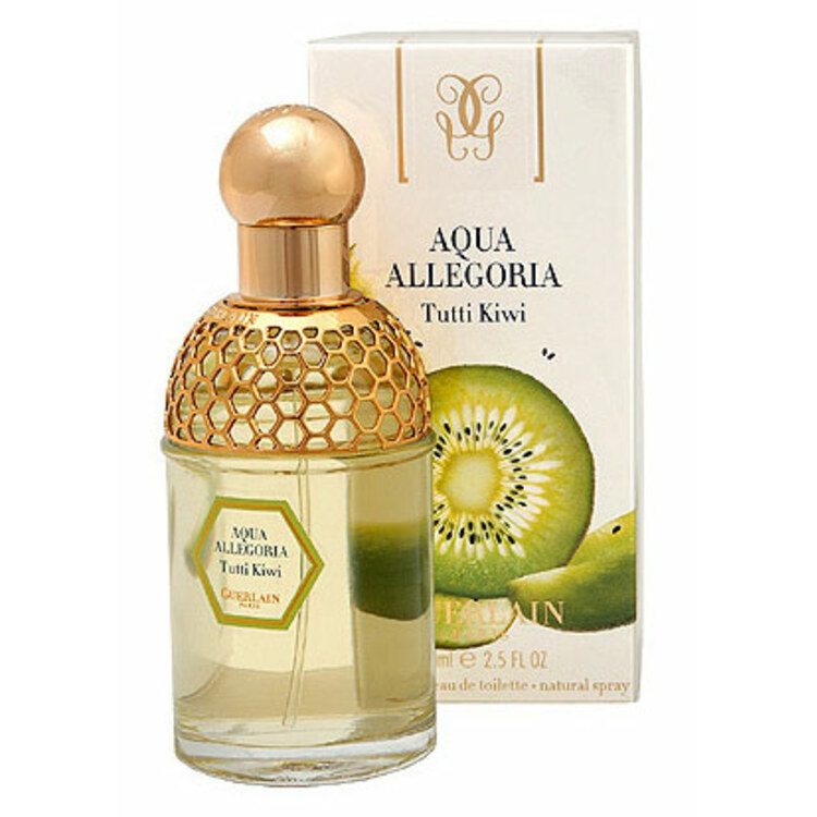 Aqua Allegoria Tutti Kiwi, парфюмерия для женщин от Guerlain