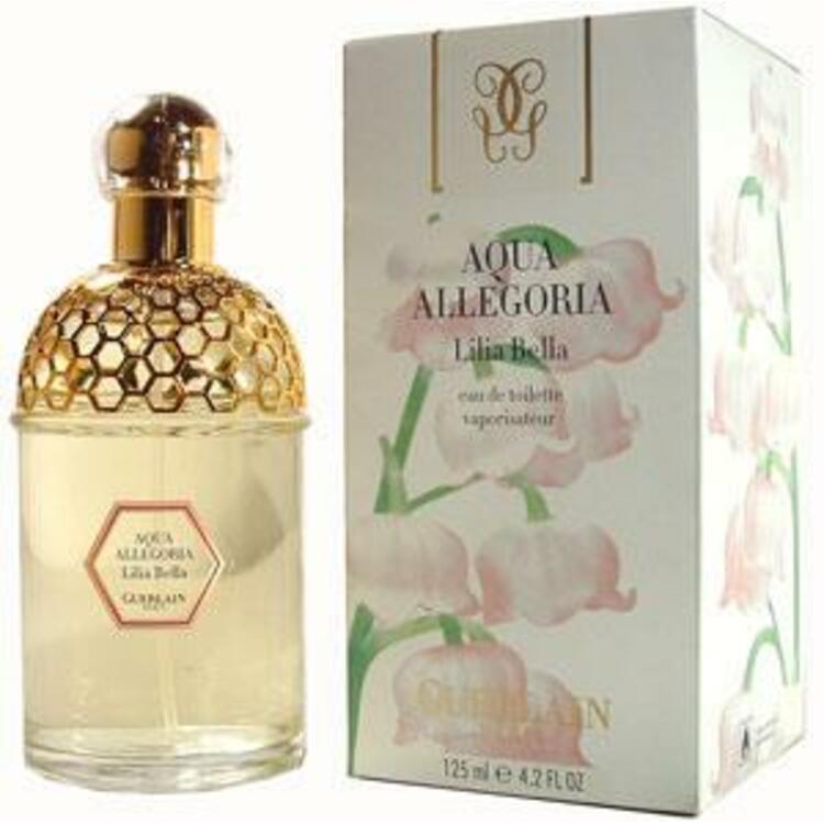 Aqua Allegoria Lilia Bella, парфюмерия для женщин от Guerlain