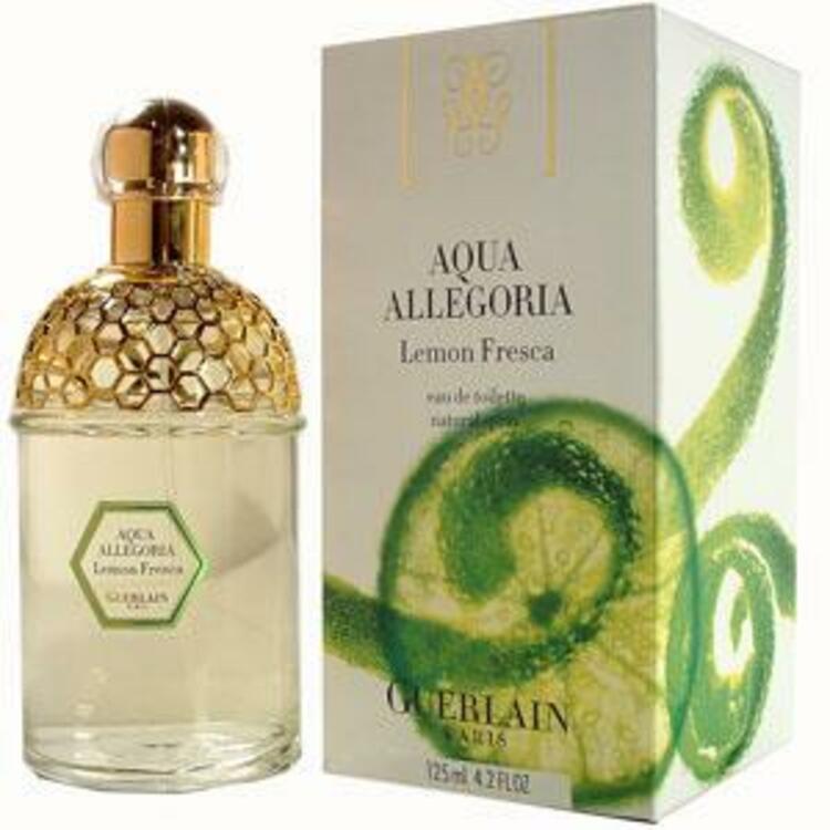 Aqua Allegoria Lemon Fresca, парфюмерия для женщин от Guerlain