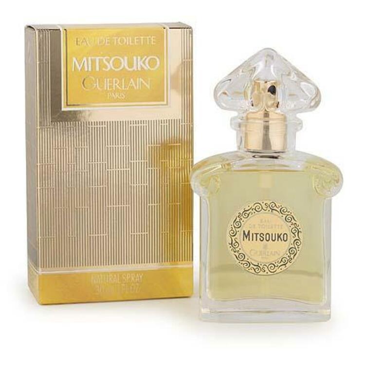 Mitsuoko, парфюмерия для женщин от Guerlain
