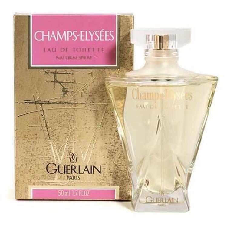 Champs Elysees, парфюмерия для женщин от Guerlain