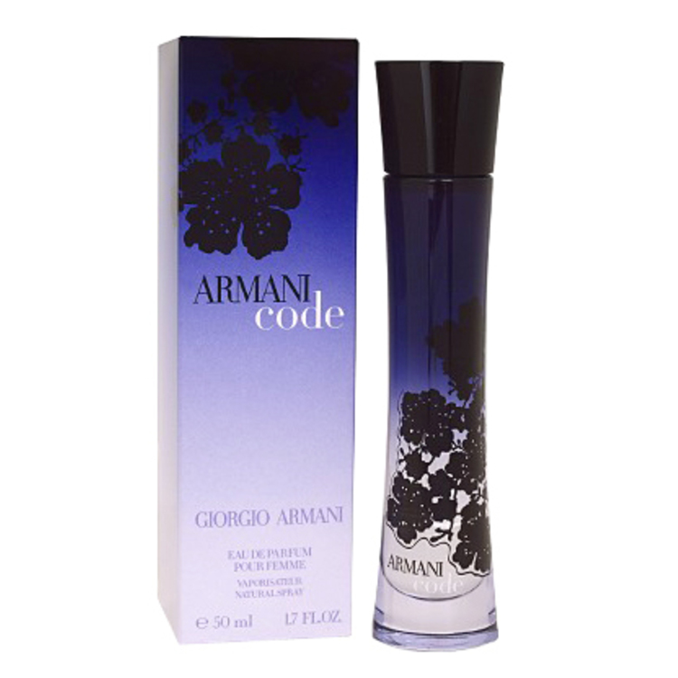 Code, парфюмерия для женщин от Giorgio Armani