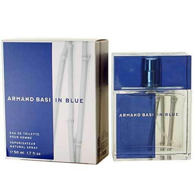 In Blue, парфюмерия для мужчин от Armand Basi