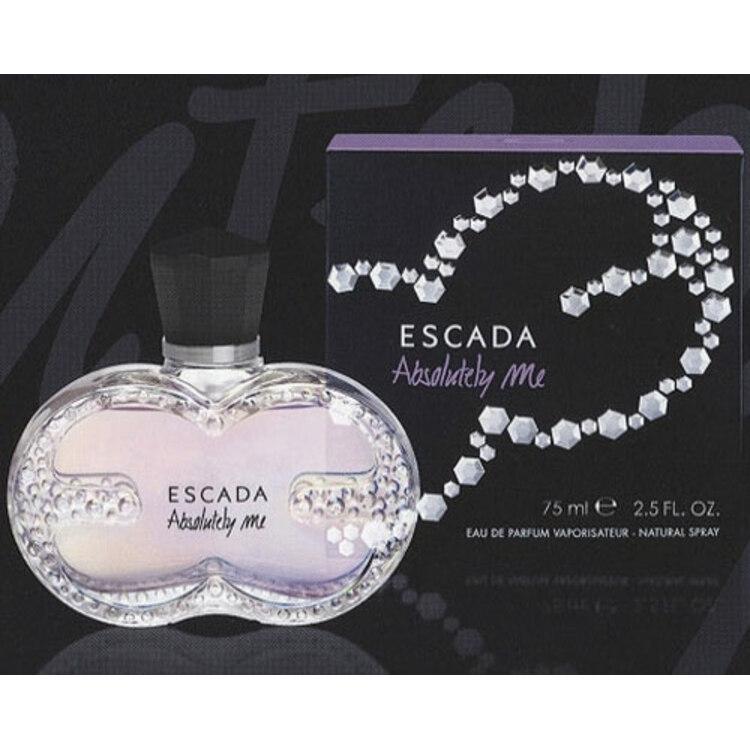 Absolutely Me, парфюмерия для женщин от Escada