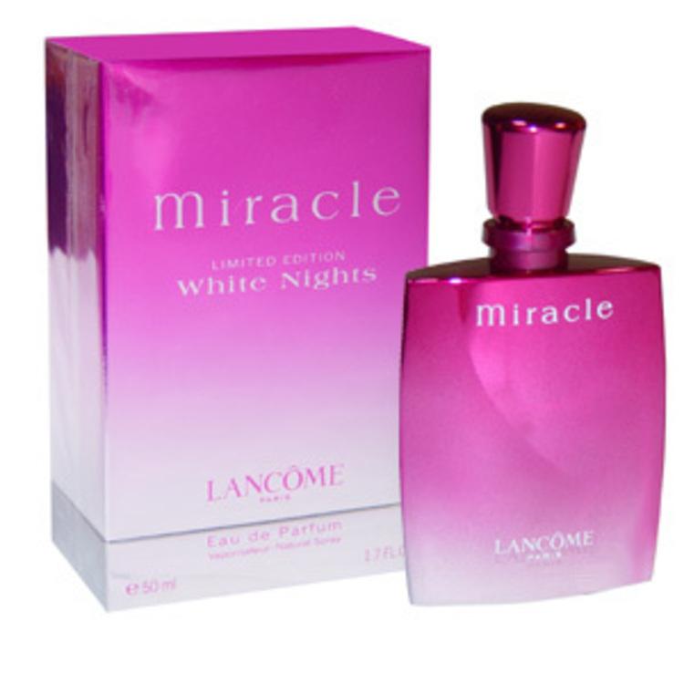 Miracle White Nights, парфюмерия для женщин от Lancome