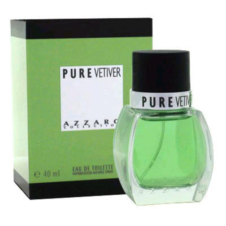 Pure Vetiver, парфюмерия для мужчин от Loris Azzaro