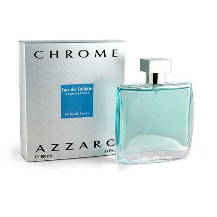 Chrome, парфюмерия для мужчин от Loris Azzaro