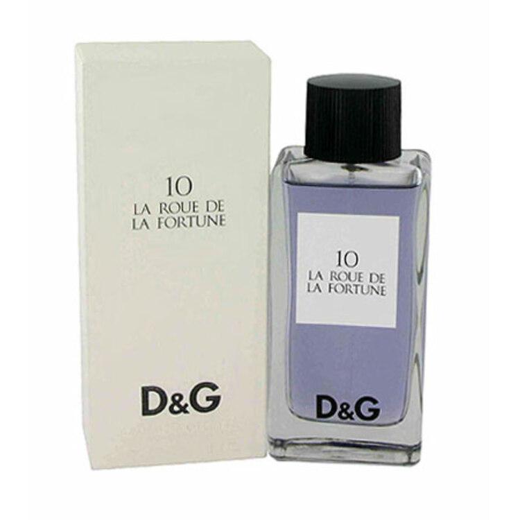 Anthology La Roue de La Fortune 10, юнисекс парфюмерия от Dolce & Gabbana