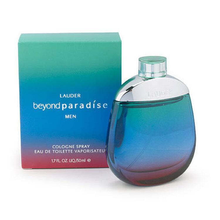 Beyond Paradise, парфюмерия для мужчин от Estee Lauder