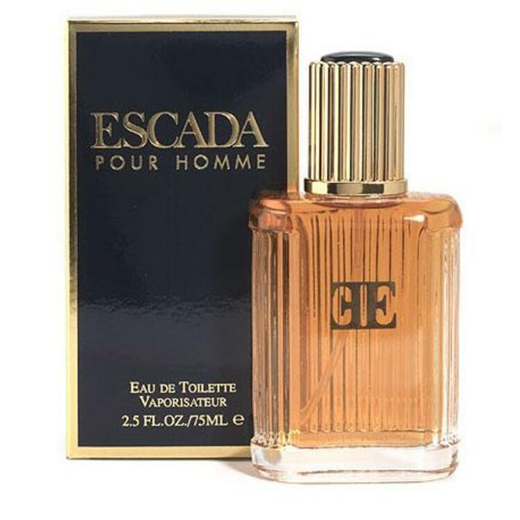 Escada Pour Homme, парфюмерия для мужчин от Escada