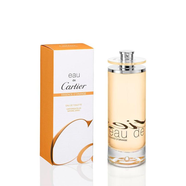Eau De Cartier Essence d`Orange, юнисекс парфюмерия от Cartier