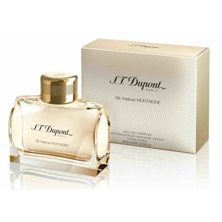 58 Avenue Montaigne, парфюмерия для женщин от S.T. Dupont