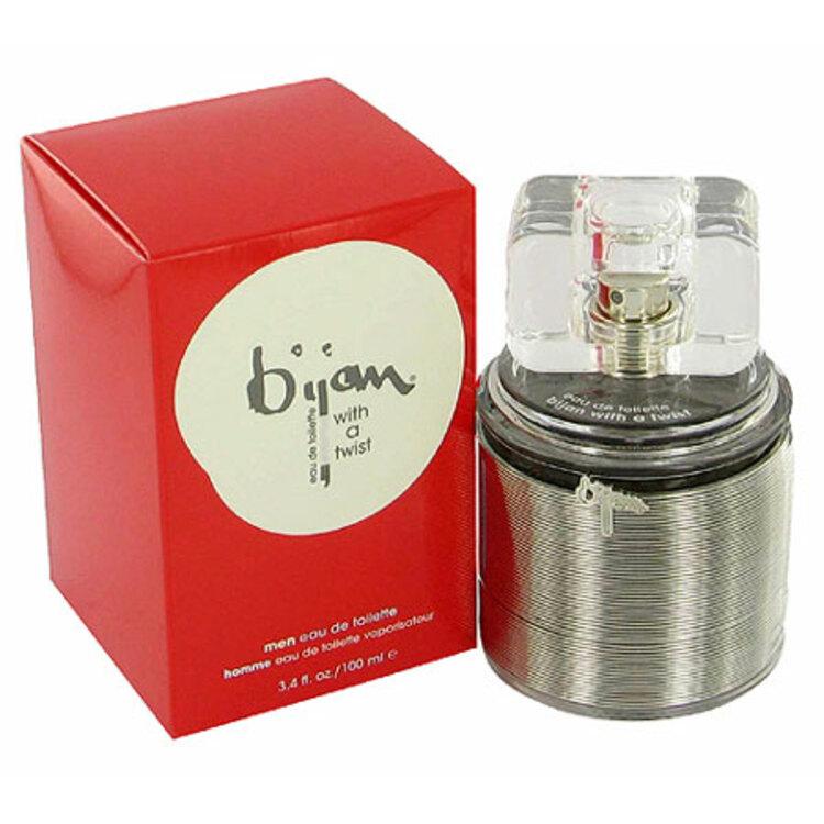 Bijan With Twist, парфюмерия для мужчин от Bijan